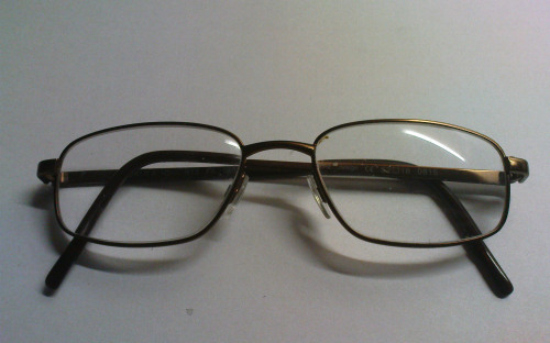 Zapomenuté brýle